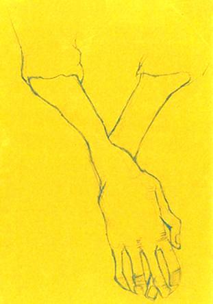 Egon Schiele ⋯ Le mani