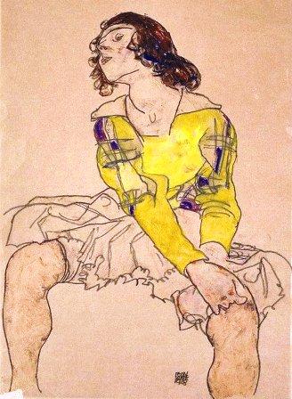 Egon Schiele ⋯
