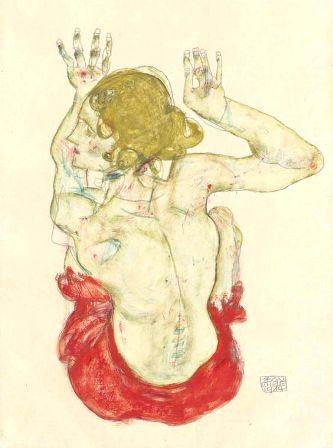 ⋯ Egon Schiele ⋯