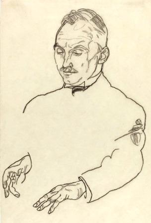 Egon Schiele ⋯ Dr. Koller
