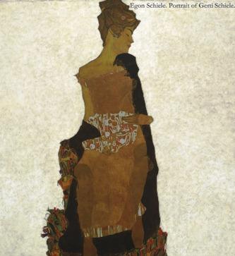 Egon Schiele ⋯ Portrair of Gerti Schiele